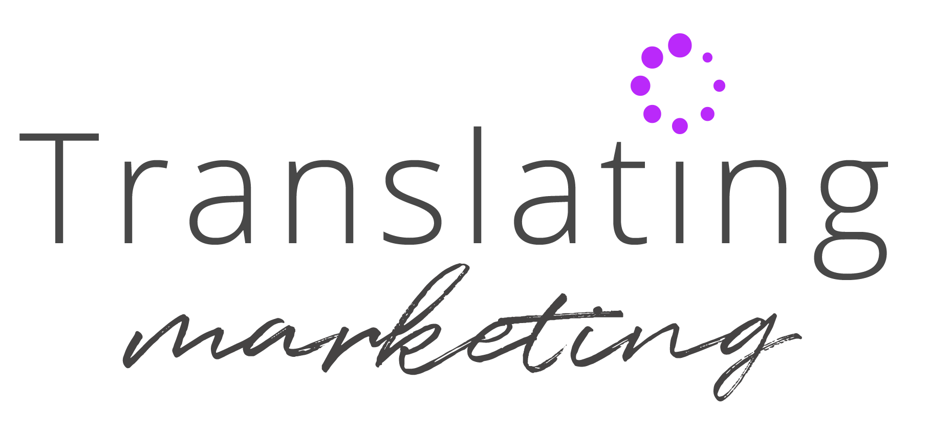 Translating marketing